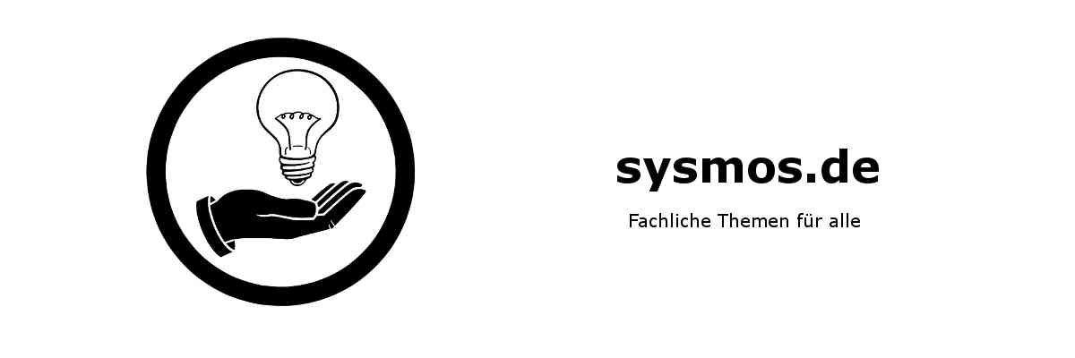 sysmos.de - Fachliche Themen für alle
